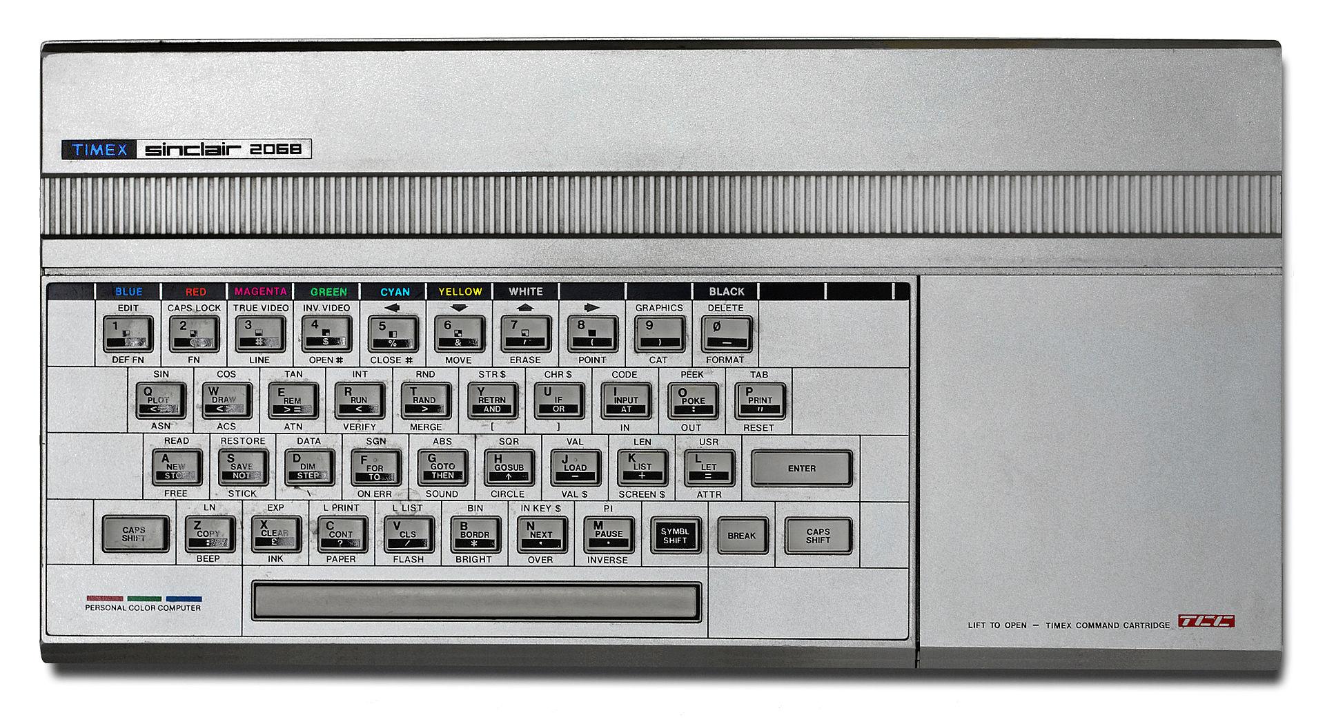 list of zx spectrum clones