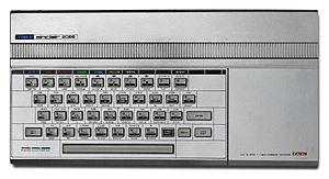 Timex Sinclair - Image: Timex Sinclair 2068 Manipulated