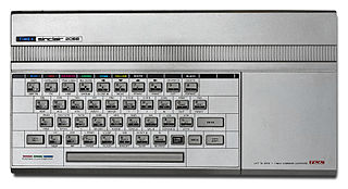 Timex Sinclair 2068 home computer