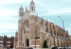 Roman Catholic Diocese of Toledo - Our Lady, Queen of the Most Holy Rosary Cathedral