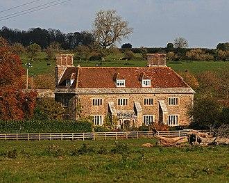 Winterborne Tomson - Tomson Farmhouse at Winterborne Tomson.