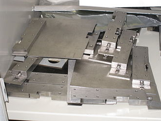 Fixture (tool) - These modular fixture components may be built into various arrangements to accommodate different workpieces
