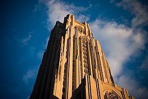 Nationality Rooms - The University of Pittsburgh's 42-story Cathedral of Learning is home to the Nationality Rooms