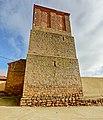 Torre de la iglesia de Santa María de Arbas en Fuentes de Ropel.jpg