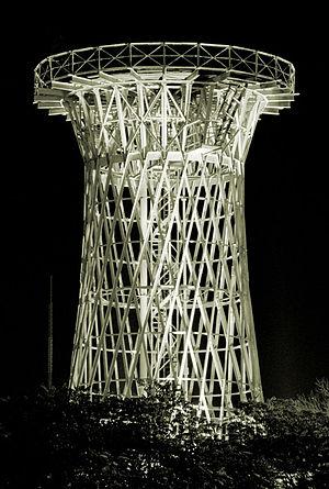 Tower in Krasnodar photo by Yuriy Zaitsev