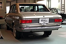 Toyopet Corona Mark II Model RT62, 1968.jpg