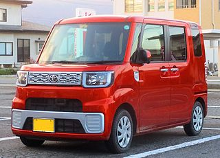 Kei car Smallest category of highway-legal Japanese cars