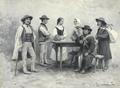 Trachten der Beskidy und Pioniny-Bewohner 1898.png