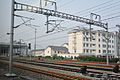 Tracks on the south of Wenzhounan Railway Station.jpg