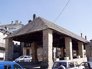 Treignac Commune in Nouvelle-Aquitaine, France