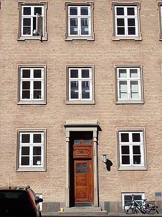 Frederik Draiby - Image: Trepkasgade (facade)