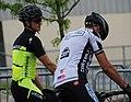 Trevor bayne aric almirola biking (41085436445).jpg