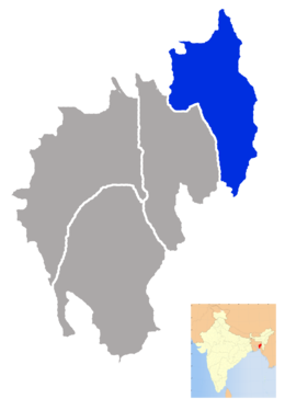 Tripura North district map.png