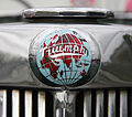 Triumph motif on a Triumph Roadster - Flickr - exfordy.jpg