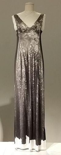 Trompe l'oeil printed viscose jersey dress by Maison Martin Margiela for H&M, 2012.jpg