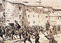 Tropas castellanas se apoderan de Zaragoza en 1591.jpg