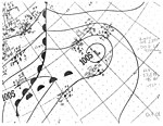 Tropical Storm Ten surface analysis 1944.jpg
