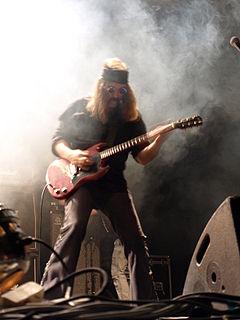 Bruce Franklin (guitarist) American musician