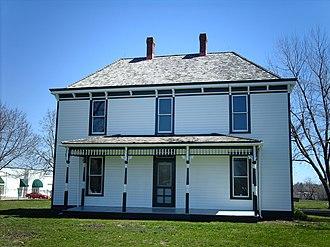 Harry S. Truman National Historic Site - Truman's farm home in Grandview, Missouri