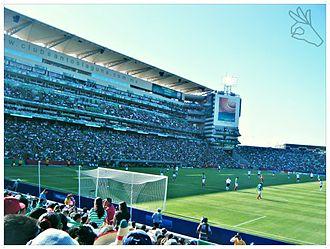 Estadio Corona - Semifinal Mexico vs. Germany