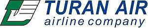Turan Air - Image: Turan Air logo