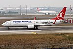 Turkish Airlines, TC-JGG, Boeing 737-8F2 (39954422181).jpg