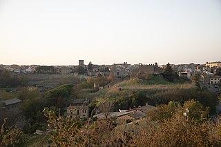 Tuscania Comune in Lazio, Italy
