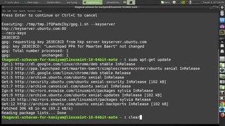 File:Tutorial-tamil-installation-SimpleScreenRecorder webm