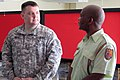 U.S. Army Africa NCOs mentor staff operations in Botswana - March 2010 (4462500242).jpg