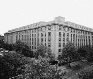 United States General Services Administration Building - Image: U.S. General Services Administration Building, Washington, DC