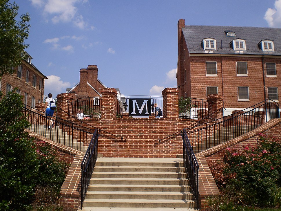 UMD stairway