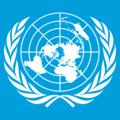 UN emblem, white on blue background.png