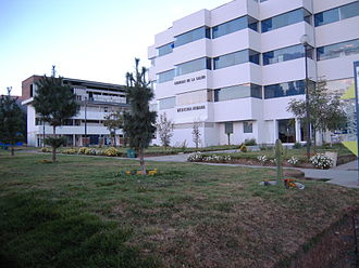 Los Andes Peruvian University - The Faculty of Medicine in Chorrillos - Huancayo.