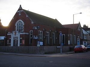 United Reformed Church, St Aubyn's Road, Ports...