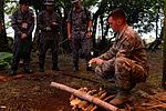 US, Japanese Airmen conduct survival training during Cope North 16 160216-F-CH060-068.jpg