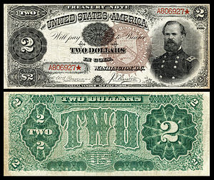 Treasury Note (1890–91) - Image: US $2 TN 1890 Fr 353
