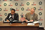 USAID signs MoU with the Hashoo Group (33886333264).jpg