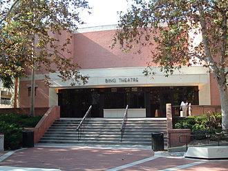 USC Thornton School of Music - Image: USC Bing Theatre