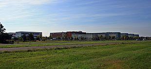 Kaserne Delitzsch