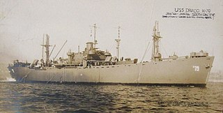 USS <i>Draco</i> (AK-79)
