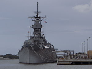 USS Missouri (BB-63), Pearl Harbour, Oahu, Hawaii, USA19.jpg
