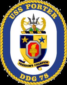 Αποτέλεσμα εικόνας για USS PORTER