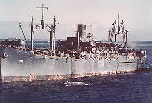 USS President Adams (APA-19) - President Adams (AP-38)