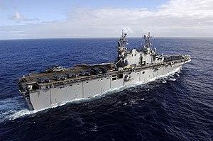 USS Tarawa (LHA-1) - USS Tarawa (LHA-1).