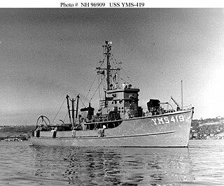 USS <i>Mockingbird</i> (AMS-27)