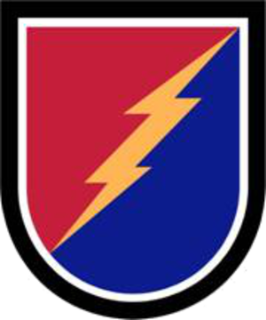 4th Brigade Combat Team (Airborne), 25th Infantry Division - Image: US Army 4th Bde 25th ID Flash