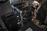 US Marines use cutting edge communication systems at sea 150418-M-JT438-025.jpg