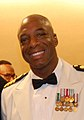 US Navy 090714-N-9268E-019 presenting Capt. Robert A. Sanders with the NAACP Roy Wilkins Award.jpg