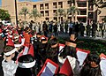 US Navy 111213-N-BW951-016 Children from Bahrain School sing Christmas carols to U.S. service members and civilian employees.jpg