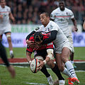 US Oyonnax vs. Stade Toulousain, 19th April 2014 (17).jpg